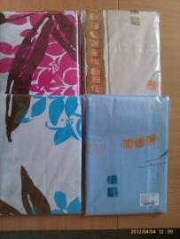 Double flatsheet, 100% cotton