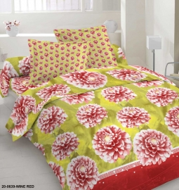 Sateen bed set, collection of 2012 year