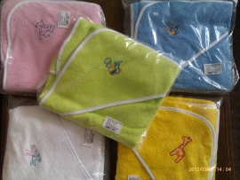 Baby towel, 90x90 cm